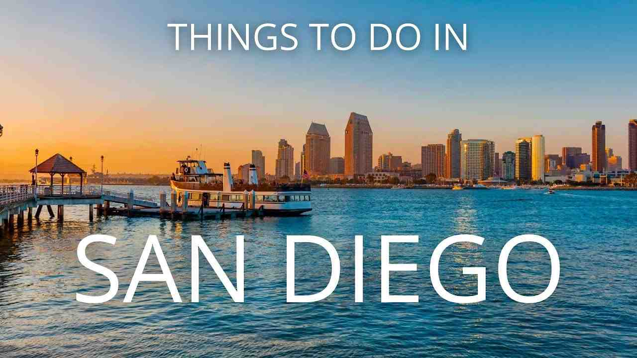 What to do when you're bored in San Diego?